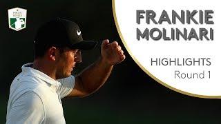 Francesco Molinari Highlights | Round 1 | 2018 DP World Tour Championship, Dubai