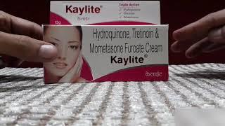 KEYLITE Cream Best substitute of Skinlite/melacare/skinshine  only under 100Rs