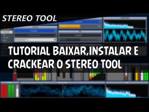 Tutorial- Como Baixar, Instalar e Crackear o Stereo Tool