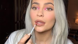 Baby Stormi Makes Sweetest Cameo In Kylie Jenner's NEW Makeup Tutorial!
