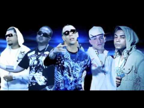 Baby Rasta Y Gringo Ft Don Omar, Plan B, Syko, Kendo Kaponi (Ella Se Contradice Remix)