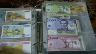 banknotes collection 2016 1st update