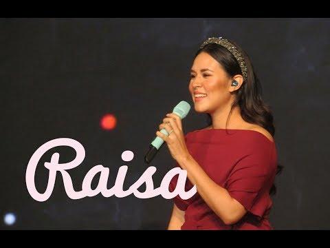 Raisa - Kembali (plus Lagu-lagu Lain) - Konser Istimewa, Yogyakarta