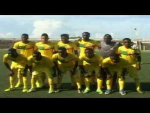 Yaoussa Fousseni Idrissou Benin National u-20 defensive and