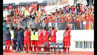 Tin Thể Thao 24h Hôm Nay (19h - 7/11): U19 Việt Nam Giành Vé Tham Dự VCK U19 Châu Á 2018