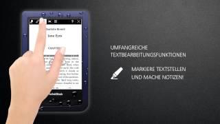 PocketBook Aqua DE