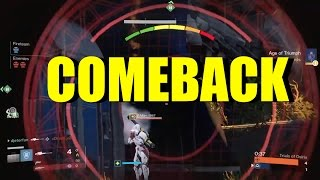 Destiny: Using Supers To Comeback 4-1 In Trials