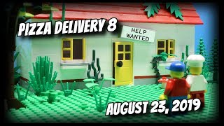 Lego Pizza Delivery 8 Teaser (AUG. 23, 2019)