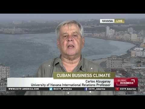 Carlos Alzugaray on business in Cuba