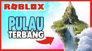 ROBLOX INDONESiA | STRANDED on a Mysterious ISLAND 🎉