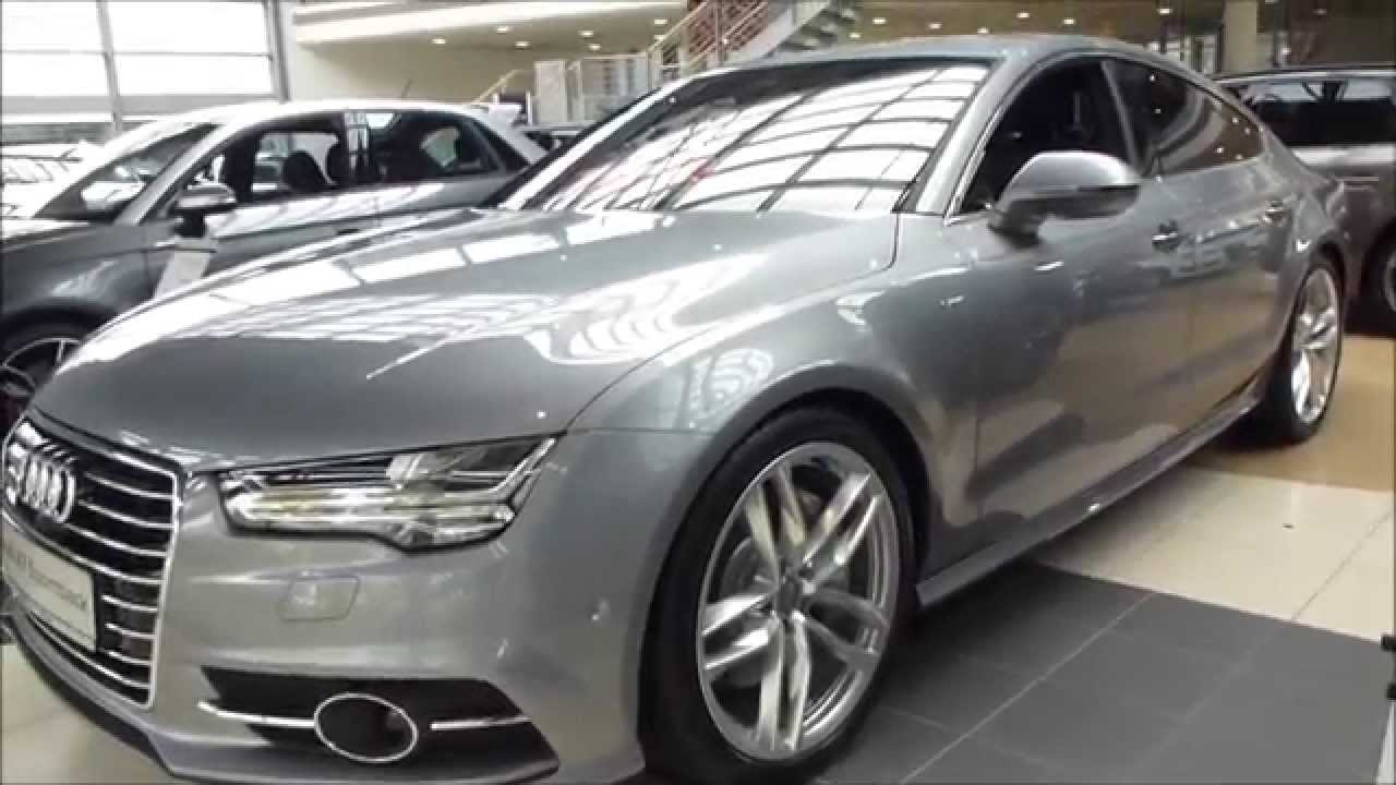 2015 Audi A7 Sportback S Line 3 0 Tdi Quattro 272 Hp S
