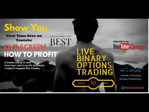 Forex Trading Strategy 900% Profit With Binary Options