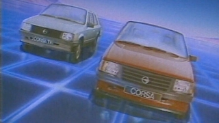 30 years of Opel Corsa (1982-2012)