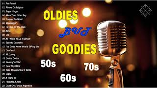 Oldies But Goodies Legendary Hits - Greatest Hits Golden Oldies Songs 50s 60s 70s