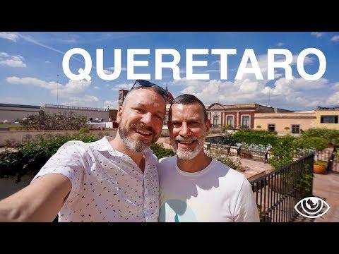 Queretaro (4K) / Mexico Travel Vlog #237 / The Way We Saw It
