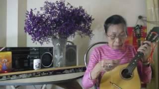 Gửi Người Em Gái -St: Đoàn Chuẩn - Mandolin Việt Dung