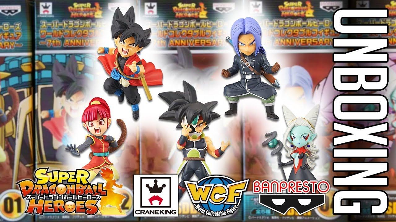 Battle Figure Series Dragon ball Super Heroes VS Versus 12 SS3 Cumber Kanba