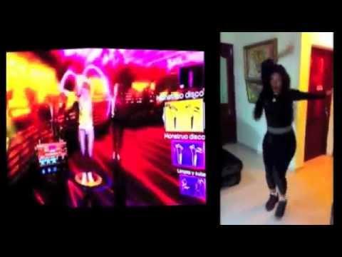 DADDY YANKEE IMPACTO - 1ERA PARTE - XBOX 360 KINECT- DANCE CENTRAL 2 HARD