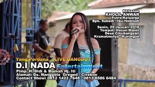 Arjuna Ireng - Desi - D.I Nada Live Cikubangsari Kramatmulya Kuningan_29-01-2018
