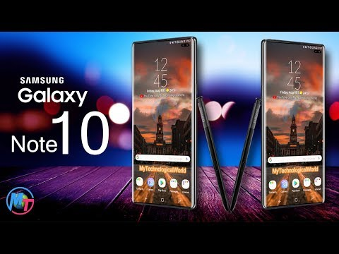 Samsung Galaxy Note 10 - GOOD NEWS!!!