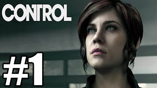 Control Gameplay Walkthrough Part 1 - Xbox One X (No Commentary)