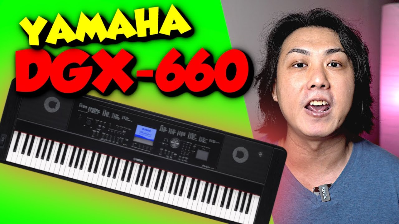 Is Yamaha DGX-660 Piano Worth Buying in 2019?