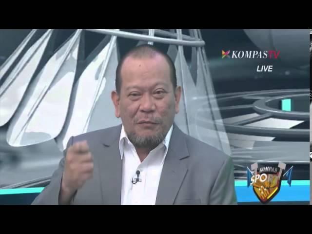 Wawancara Ketum PSSI Tentang Kisruh PSSI-Menpora - Bagian 1