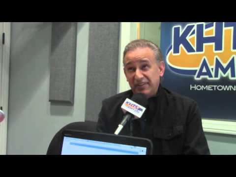 Unsung Hero With Dr. Alan Pollack On KHTS (Feb 17, 2016) -- Santa Clarita