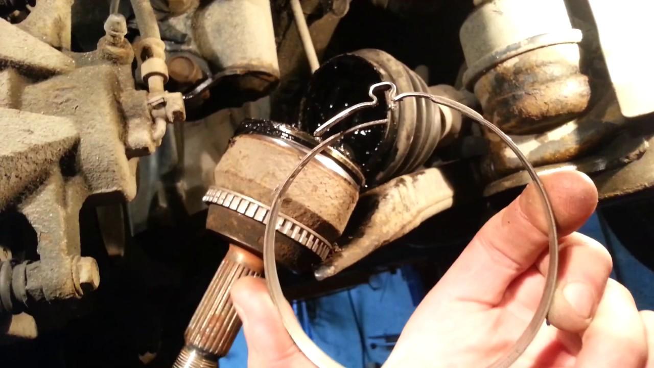Замена пыльника привода наружного тойота камри v40 Замена стабилизатора bmw x3