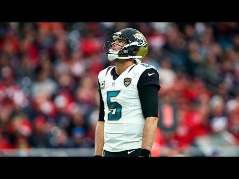 Time to Schein: Could Blake Bortles be the next out of Jacksonville?