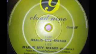 RARE OLD SKOOL 2-STEP GARAGE - CLOUD 9 RULE MY MIND