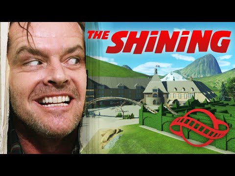 Planet Coaster - The Shining Dark Ride