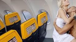 Paar hat Sex im Flugzeug: Passagiere wollen zuschauen