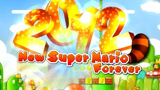 New Super Mario: Forever (PC) - Gameplay - [Геймплей]