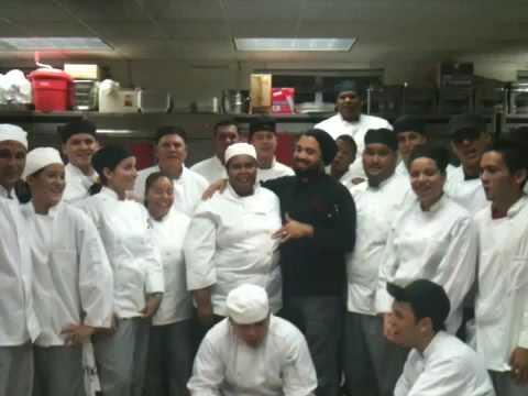 Chef Tino @Inter Bayamon
