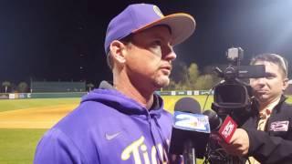 Clemson Baseball || Lee, Williams, Davidson, Beer - 3/21/17