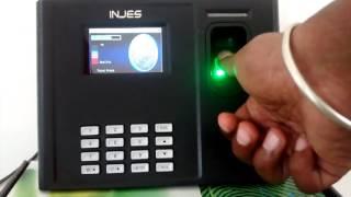 ZK Fingerprint Device to Payslip in Odoo