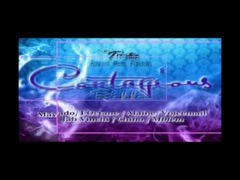 Contagious Riddim MIX[February 2013] - Troyton Music