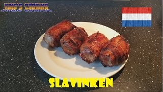 Dutch Slavinken Recipe