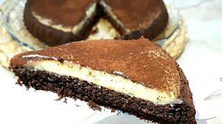 #Tartpasta<br /> En KOLAY Pasta 👉 Tart Kalıbında Kremalı Pasta tarifi 💯 ÇOK Pratik ve Lezzeti Pasta 👌