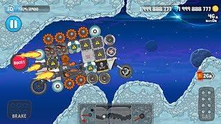 Racing Game RoverCraft - Walkthrough - Video Games For Kids