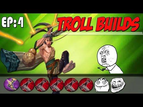 Crit Hit Ringo - Best Match! | Vainglory Troll Builds Ep. 4