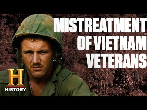 How WWII and Vietnam Veterans Were Treated Differently | History