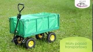 TecTake -  Mały pojazd transportowy