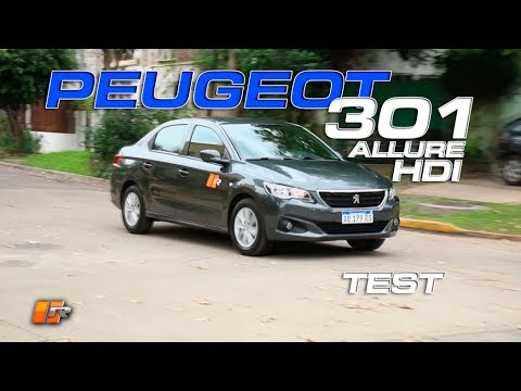 peugeot 301 allure hdi turbo diesel test routi re. Black Bedroom Furniture Sets. Home Design Ideas