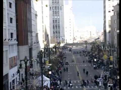 WDIV Detroit: November 27 2008: Thanksgiving Parade Intro