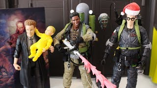 REVIEW: Ghostbusters Select Series 7 from Diamond Select Toys!
