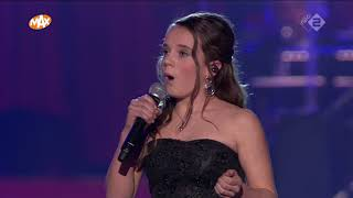 Amira Willighagen - O Mio Babbino Caro / Your Love @ MAX Proms 2017