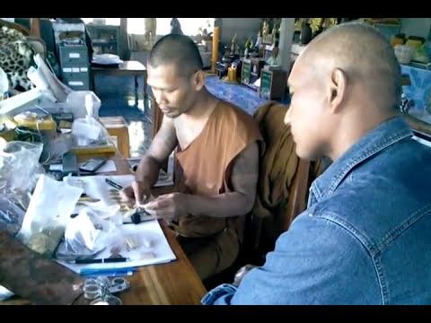 อ.ตี๋ปืนยิงเหรียญรุ่นใหม่ล่าสุด ตรีเพชรไทยแลนด์ลององ www.ttvnews.in.th