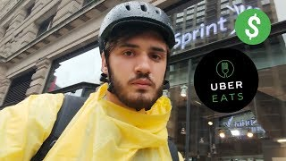 Моя первая ужасная работа в США / Uber Eats